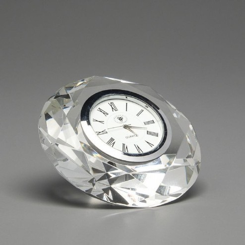 Orologio  diamante in cristallo Gianfranco Ranoldi